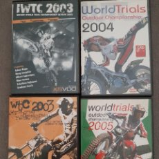 Voitures et Motocyclettes: WORLD TRIAL CHAMPIONSHIP 03 04 05. Lote 276176413