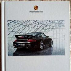 Coches y Motocicletas: CATÁLOGO PORSCHE 911 GT2. MARZO 2008. EN ESPAÑOL *. Lote 277198678