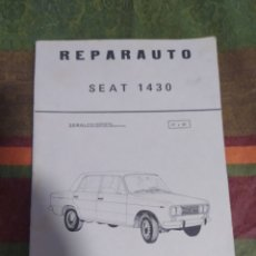 Coches y Motocicletas: REPARAUTO SEAT 1430 ATIKA S.A. Lote 277414518