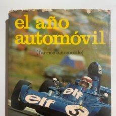 Coches y Motocicletas: LIBRO EL AÑO AUTOMÓVIL 1973/74. Lote 277460608
