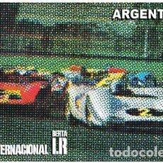 Coches y Motocicletas: POSTER TEMPORADA INTERNACIONAL 1970 BERTA LR. Lote 278907028