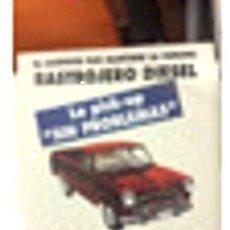 Coches y Motocicletas: POSTER PUBLICIDAD RASTROJERO DIESEL. Lote 278912998