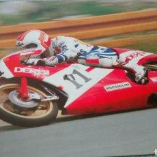 Coches y Motocicletas: POSTAL-FOTOGRAFIA JORGE MARTINEZ ASPAR (KIWI) (A2). Lote 284160028