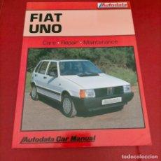 Coches y Motocicletas: MANUAL FIAT UNO AUTODATA EN INGLES. Lote 286808538