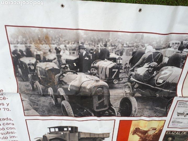 Coches y Motocicletas: Elizalde coche clasico lona historia de la marca - Foto 3 - 287331663