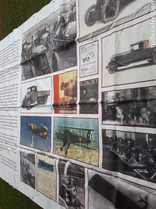 Coches y Motocicletas: Elizalde coche clasico lona historia de la marca - Foto 7 - 287331663