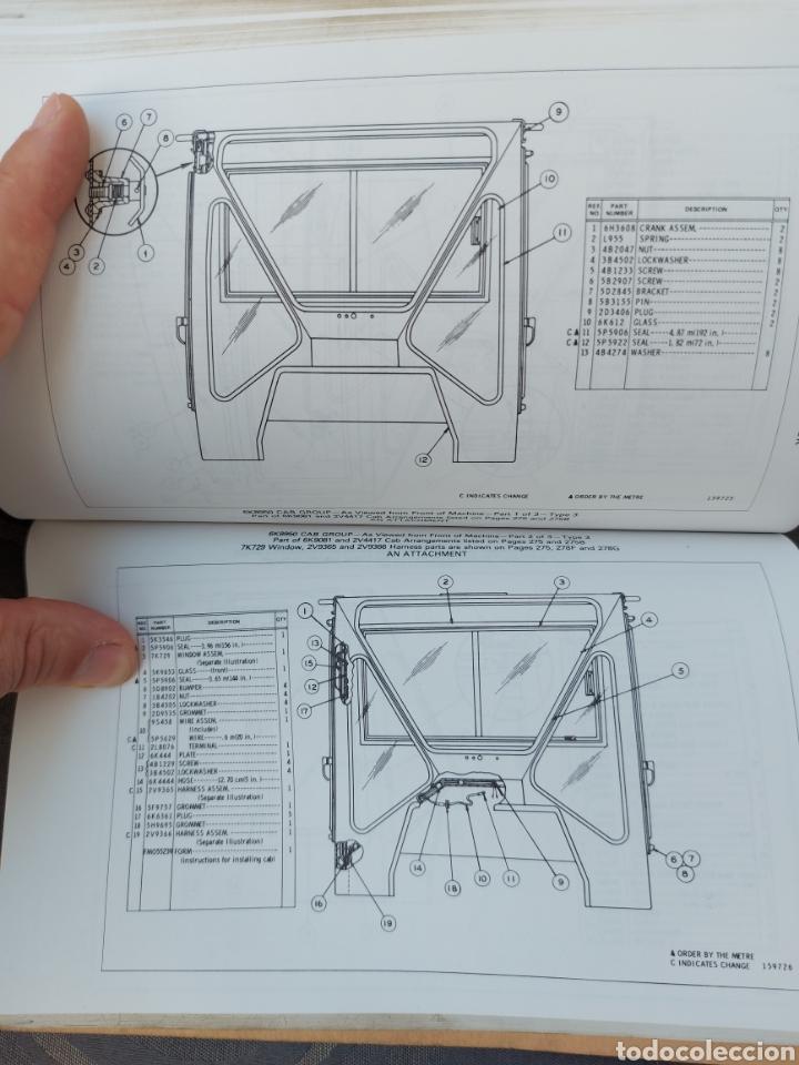 Coches y Motocicletas: CATERPILLAR TRAXCAVATOR 988. CATÁLOGO DE PIEZAS. 315 PÁGINAS. - Foto 3 - 287868203