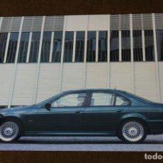 Coches y Motocicletas: FOTOGRAFÍA PUBLICITARIA BMW, 540I PROTECTION.. Lote 288060133