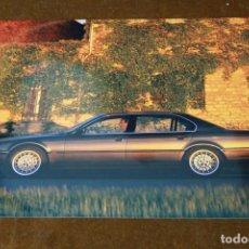 Coches y Motocicletas: FOTOGRAFÍA PUBLICITARIA BMW, 750IL. Lote 288060728