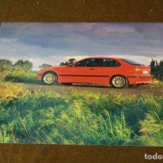Coches y Motocicletas: FOTOGRAFÍA PUBLICITARIA BMW, 323TI. Lote 288061098