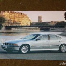 Coches y Motocicletas: FOTOGRAFÍA PUBLICITARIA BMW, 5ER REIHE.. Lote 288062708