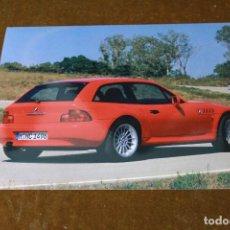 Coches y Motocicletas: FOTOGRAFÍA PUBLICITARIA BMW, Z3 COUPÉ 2.8.. Lote 288063778