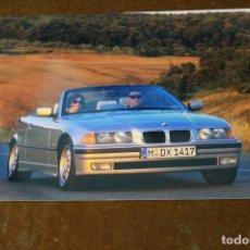 Coches y Motocicletas: FOTOGRAFÍA PUBLICITARIA BMW, 3 SERIE CONVERTIBLE.. Lote 288067268