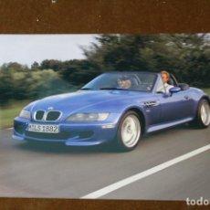 Coches y Motocicletas: FOTOGRAFÍA PUBLICITARIA BMW, M ROADSTER.. Lote 288068298