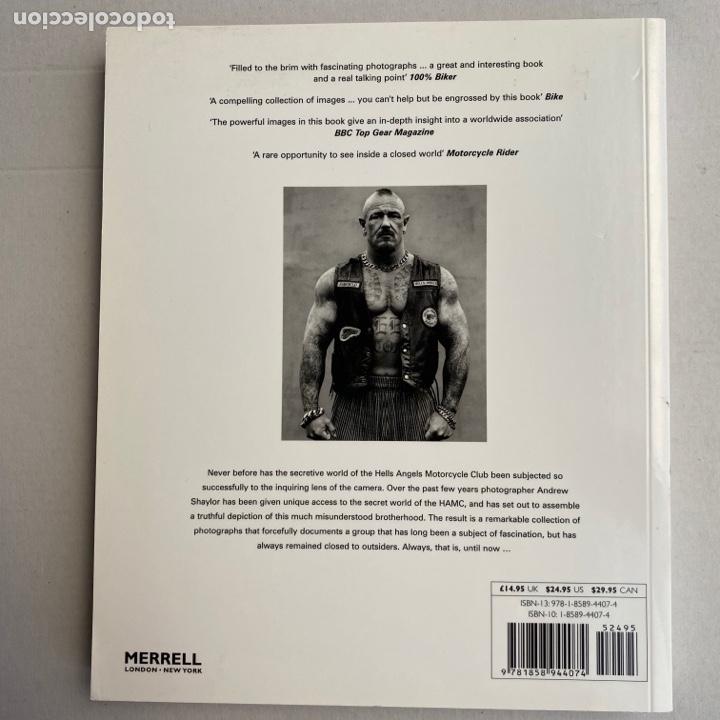 Coches y Motocicletas: Libro hells angels motorcycle club - Merrell motoristas-angeles del infierno hell - Foto 5 - 288572093