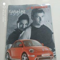 Coches y Motocicletas: CATÁLOGO KAMEI ALEMÁN DEL 1999 DE REPUESTOS. Lote 289474338