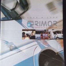 Coches y Motocicletas: 1999 CATÁLOGO CARAVANAS RIMOR. Lote 289478398