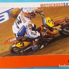 Coches y Motocicletas: CATALOGO KTM MOTOCROSS SX 2004 24 PAGINAS, MOTO FOLLETO BROCHURE. Lote 293627813