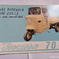Carros e motociclos: ISOCARRO 700. Lote 293893798