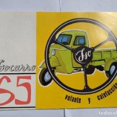 Carros e motociclos: ISOCARRO 65. Lote 293894618