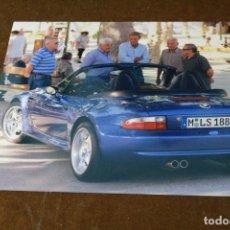 Coches y Motocicletas: FOTOGRAFÍA PUBLICITARIA BMW, M ROADSTER.. Lote 295128828
