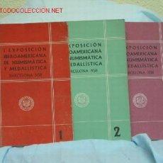 Catálogos y Libros de Monedas: LOTE NUMISMÁTICA. Lote 14225173