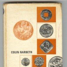 Catálogos y Libros de Monedas: DOS LIBROS DE MONEDAS MUY UTILES PARA PRINCIPIANTES ESCRITOS EN INGLES. Lote 21147645