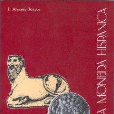 Cataloghi e Libri di Monete: PRONTUARIO DE LA MONEDA HISPANICA.. Lote 14879795
