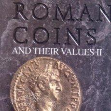 Catálogos y Libros de Monedas: CATÁLOGO DE MONEDAS ROMANAS Y SUS VALORES DEL 96 AL 235 D.C. VOLUMEN II. EN INGLÉS.. Lote 25163482