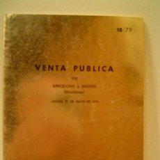 Catálogos y Libros de Monedas - JUAN R. CAYON MONEDAS Y MEDALLAS - 9204397