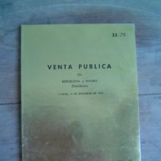 Catálogos y Libros de Monedas: JUAN R. CAYON MONEDAS Y MEDALLAS. Lote 9584489