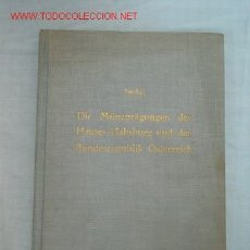 Catálogos y Libros de Monedas: CATALOGO MONEDAS CASA HABSBURGO. Lote 14308760