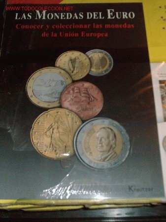 LIBRO LAS MONEDAS EUROPEAS (Numismática - Catálogos y Libros)