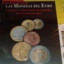 Catálogos y Libros de Monedas: LIBRO LAS MONEDAS EUROPEAS. Lote 12205703
