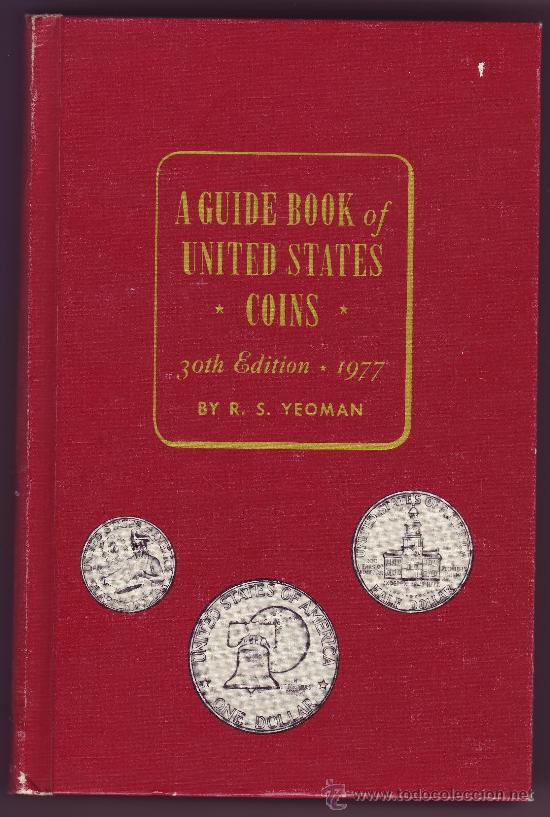CATÁLOGO DE MONEDAS NORTEAMRICANAS AÑO 1977 (Numismática - Catálogos y Libros)