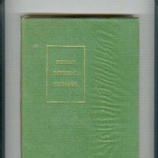 Catálogos y Libros de Monedas: TRECE TOMOS OBRA MAESTRA DE LA MONEDA IMPERIAL ROMANA ROMAN IMPERIAL COINAGE. Lote 23076870