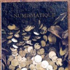 Catálogos y Libros de Monedas: CATALOGO: NUMISMATICA