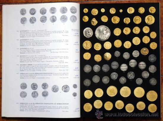 Catálogos y Libros de Monedas: Catalogo: Numismatica Le reflet de l'histoire - Foto 2 - 17757447