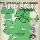 Catálogos y Libros de Monedas: .THE COINAGE AND BANKNOTES OF IRELAND 1928-1968, 2º EDICION 1968, 64 PAGINAS. Lote 26146104