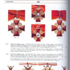 Catálogos e Livros de Moedas: 1-SUBASTA 1470 CONDECORACIONES 198 ESPAÑOLAS ALGUNAS RARISIMAS LA MAYORIA EN ORO. Lote 25079339