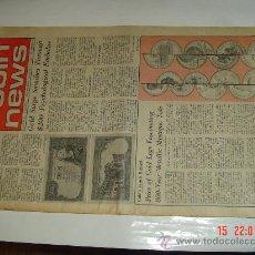 Catálogos y Libros de Monedas: PERIODICO DE NUMISMÁTICA ( COIN NEWS ) FORMATO 43X28, 32 PAGINAS 15 AGOSTO 1978. Lote 18140219