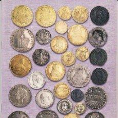 Catálogos y Libros de Monedas: CATÁLOGO NUMISMATICA. SUBASTA NUMISMÁTICA. ALBACETE. AÑO 2001. Lote 18475789