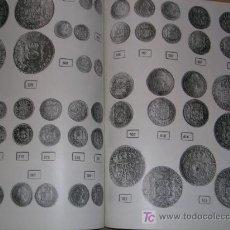 Catálogos y Libros de Monedas: 95.VENTA PUBLICA BARCELONA-MADRID 2-1976.MONEDAS Y MEDALLAS.JUAN R.CAYÓN.74 LAMINAS+64PG.... Lote 24168035