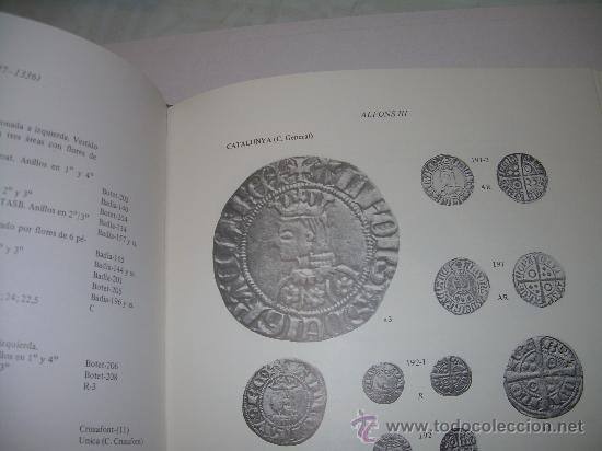 Catálogos y Libros de Monedas: NUMISMATICA DE LA CORONA CATALANO-ARAGONESA....MEDIEVAL 785 - 1516 - Foto 6 - 26627750