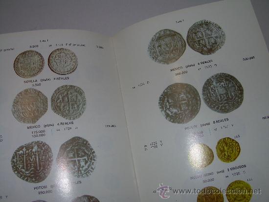 Catálogos y Libros de Monedas: LAS MONEDAS ESPAÑOLAS DESDE FELIPE V A ISABEL II. (1700 - 1868 ). - Foto 5 - 23767522