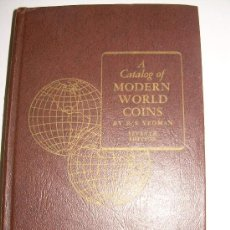 Catálogos y Libros de Monedas: MODERN WOLD COINS....AÑO 1.967. Lote 21230992