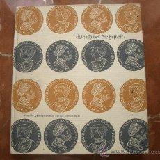 Catálogos y Libros de Monedas - Libro alemán sobre medallas - 21370923
