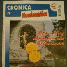 Catálogos y Libros de Monedas: CRONICA NUMISMATICA - Nº 104- MAYO 1999. Lote 23263017