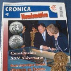 Catálogos y Libros de Monedas: CRONICA NUMISMATICA - Nº 148- MAYO 2003. Lote 23278705
