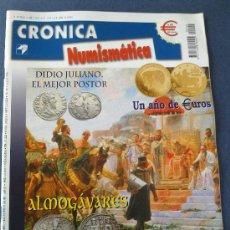 Catálogos y Libros de Monedas: CRONICA NUMISMATICA - Nº 149- JUNIO 2003. Lote 23278724